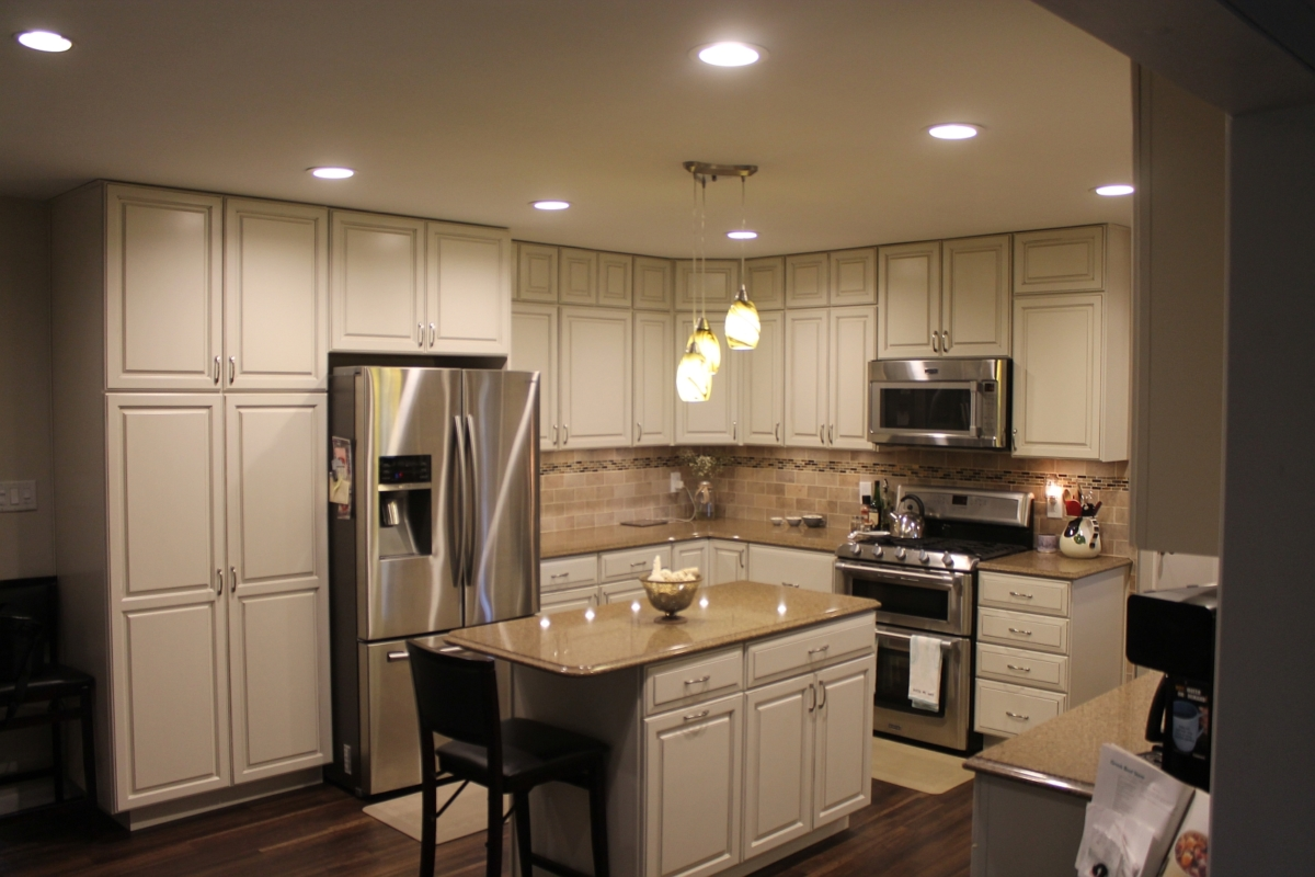 Full Kitchen Remodel Nau Construction Inc
