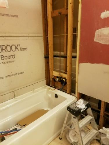 02 Bathroom Progress 1