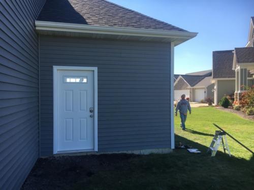 New Access Door Installation