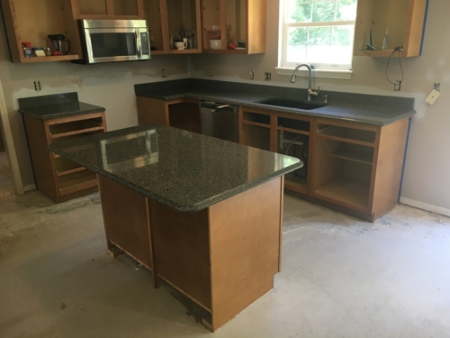 Quartz Countertop Replacement