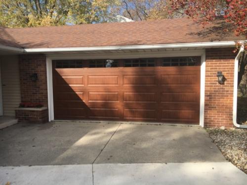 Garage Door, Entry Door & Service Door Replacements