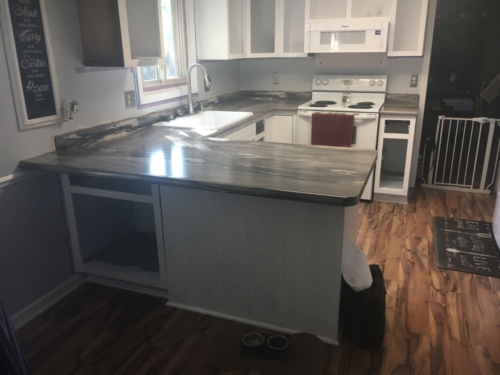 Laminate Countertop Replacement