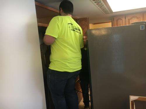 07 In Progress Cabinets