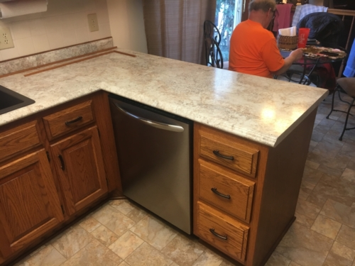 11 Finished Countertop Right