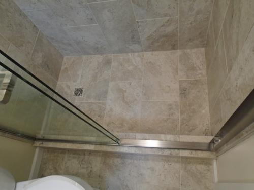 12 Finished Bath Shower Floor