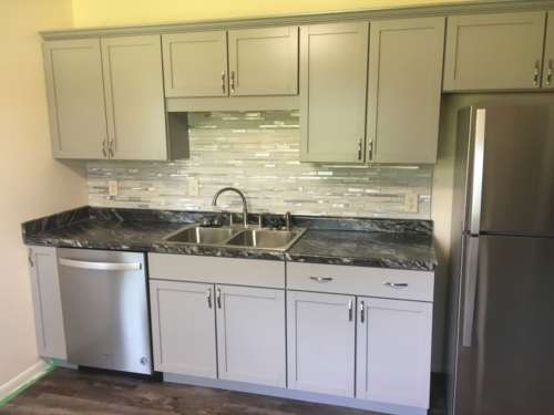 Full Kitchen & Laundry Room Remodel
