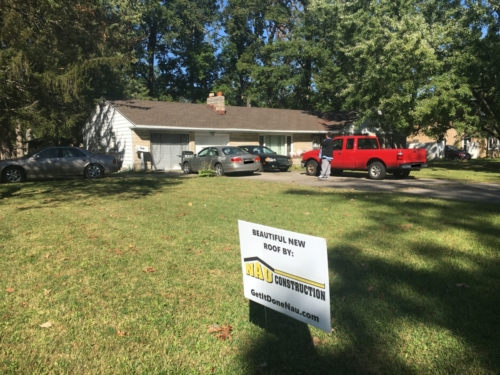 Roof, Soffit & Gutter Replacement