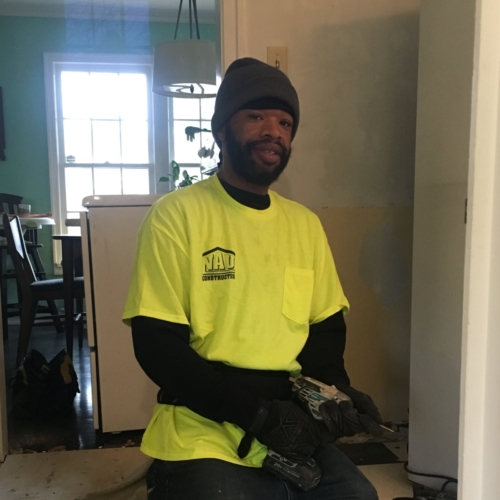 DeAngelo Campbell, Project Assistant